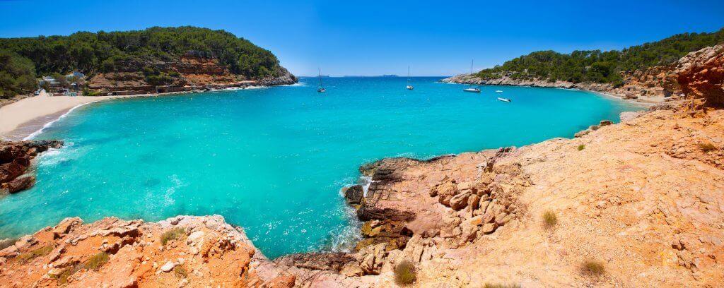 Cala Salada Ibiza Tubbber