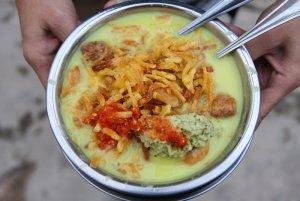 Zanzibar bowl of Urojo