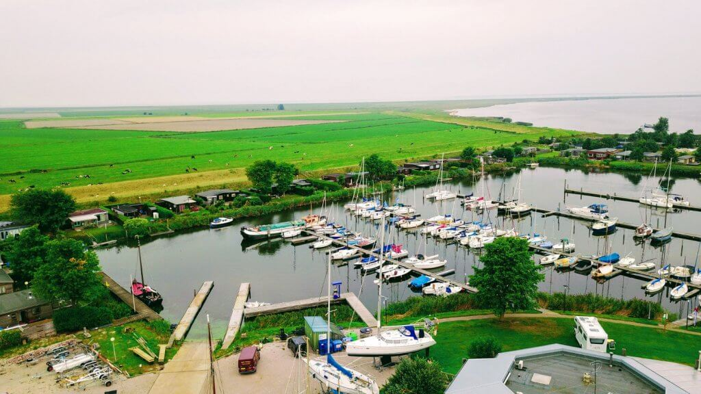 marina Lauwersmeer