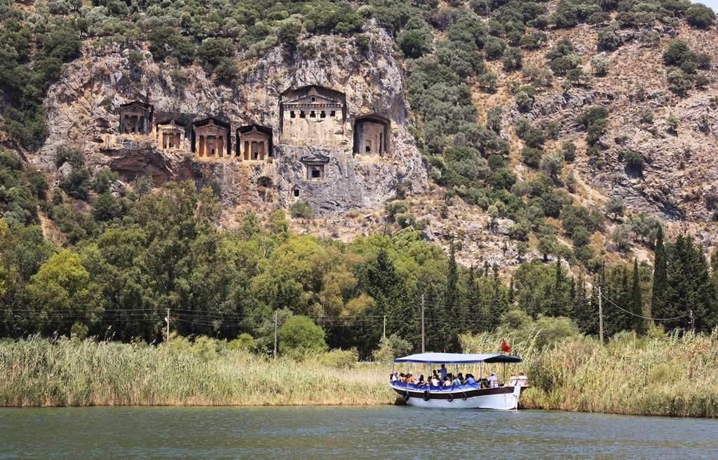 Tombs Turkey