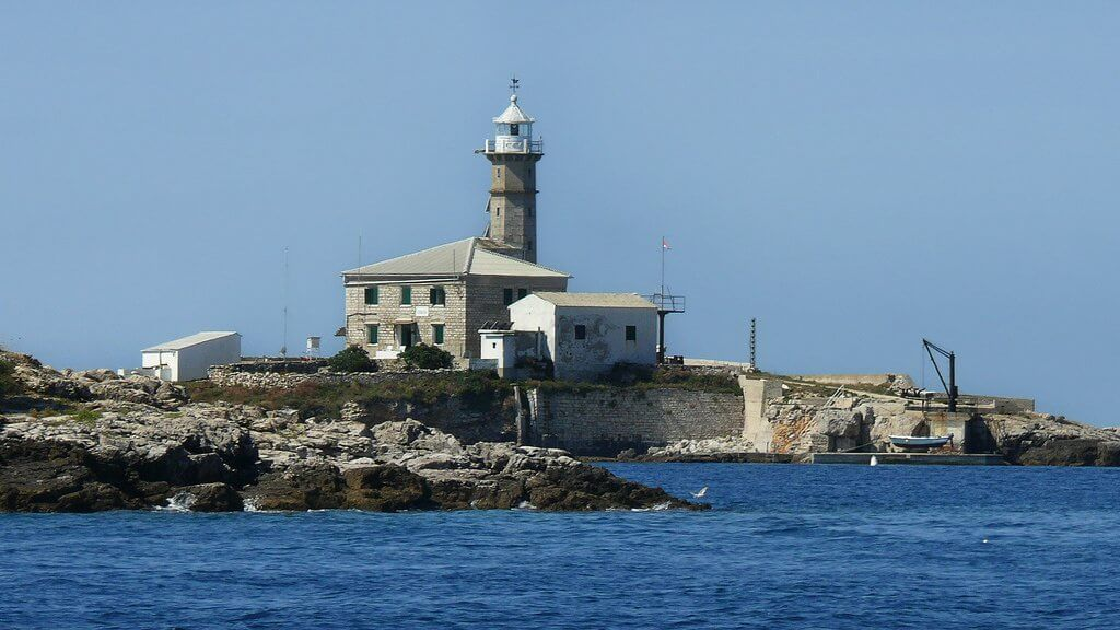 Sv. Ivan lighthouse