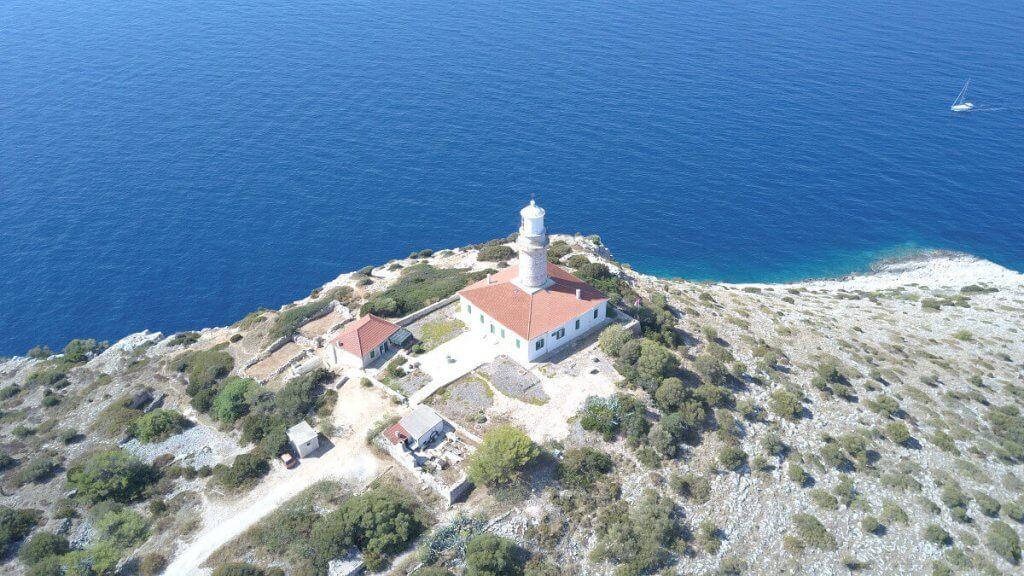 Struga lighthouse