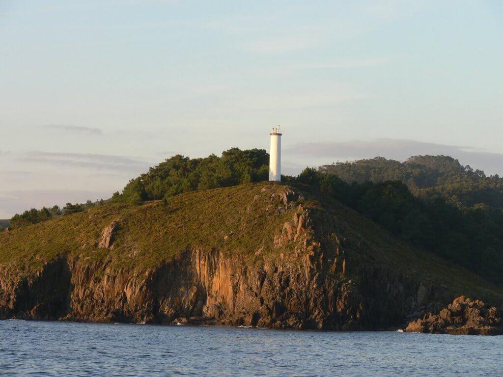Galician lighthouse